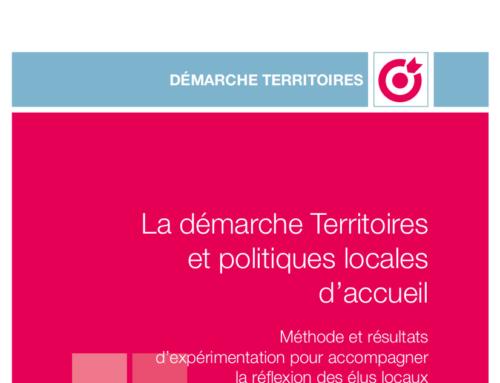 La démarche Territoires et politiques locales d'accueil