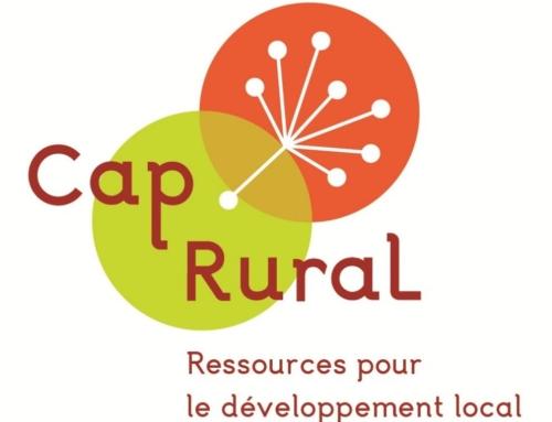 Offre d'emploi – Chargée de mission à Cap Rural – Remplacement