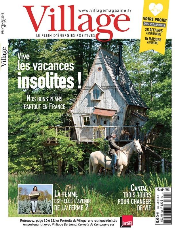 picto village magazine