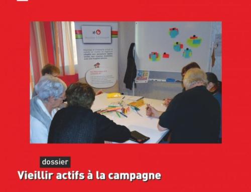 Vieillir actifs à la campagne – Revue POUR n°233