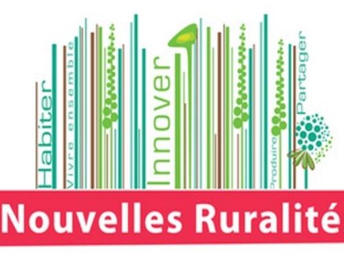 Rencontres d'automne des nouvelles ruralités – Territoires ruraux, terres d'accueil