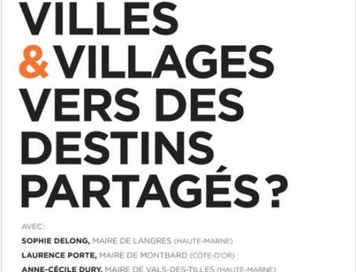 Villes & villages: vers des destins partagés?