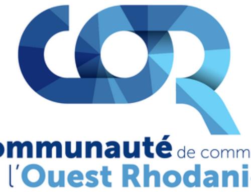 Communauté de communes de l'Ouest Rhodanien: étude portant sur l'émergence d'une nouvelle structure de service au public.