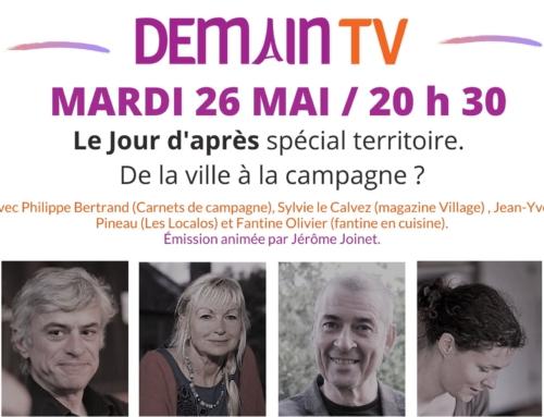 Demain.tv / Le jour d'après: de la ville à la campagne