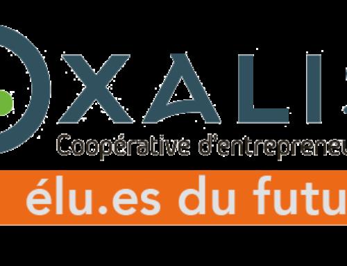 Elu.e.s du futur: un programme de formations proposé par Oxalis